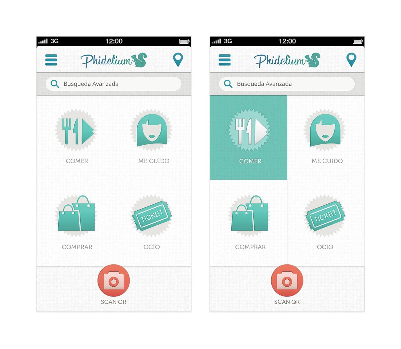 Phidelium App