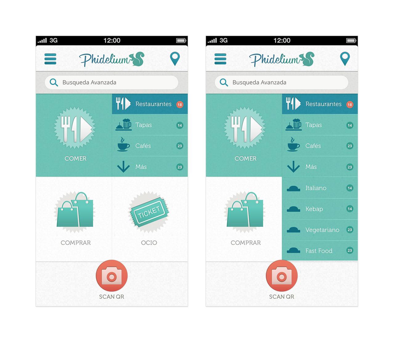Phidelium App2