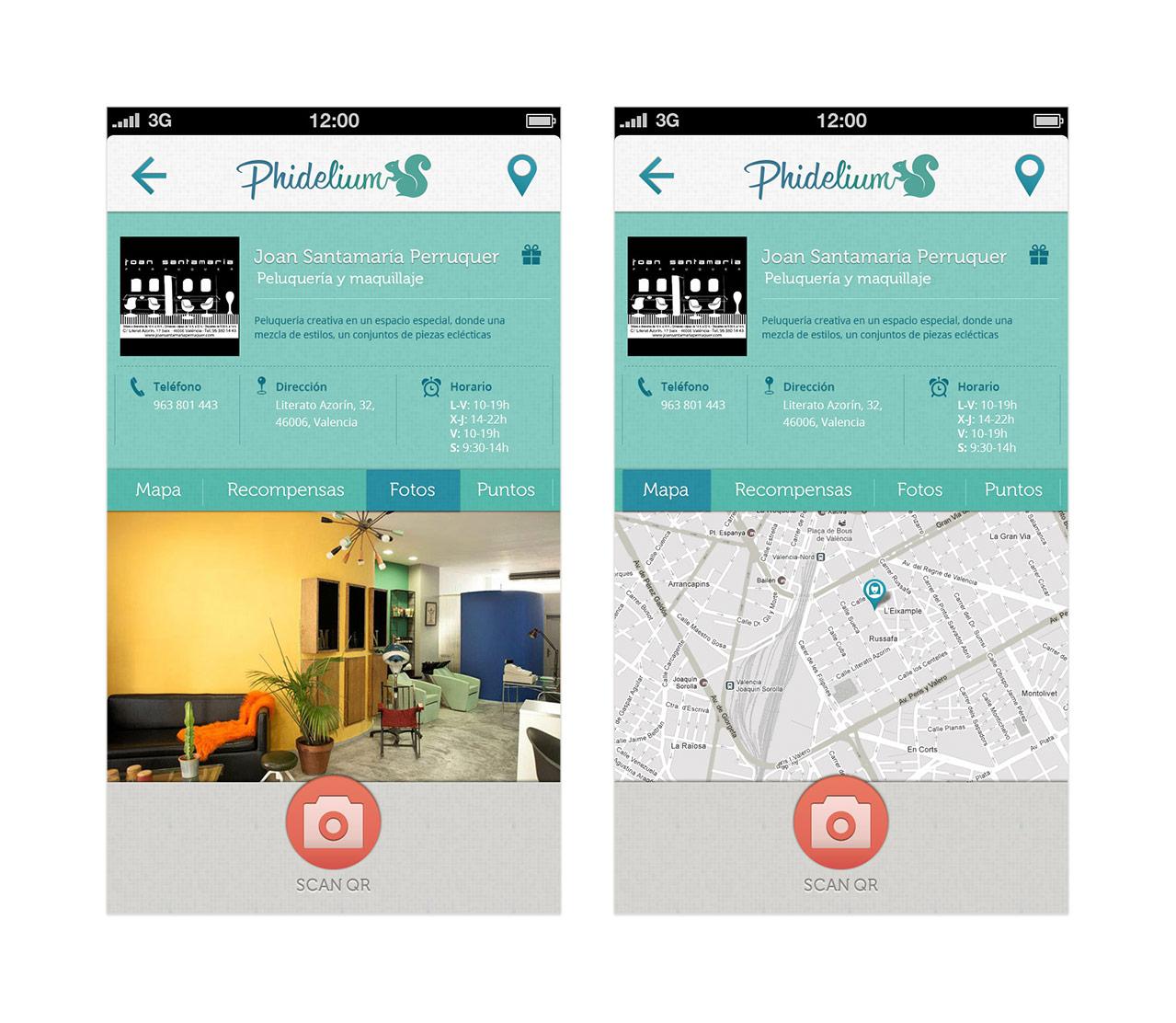 Phidelium App4