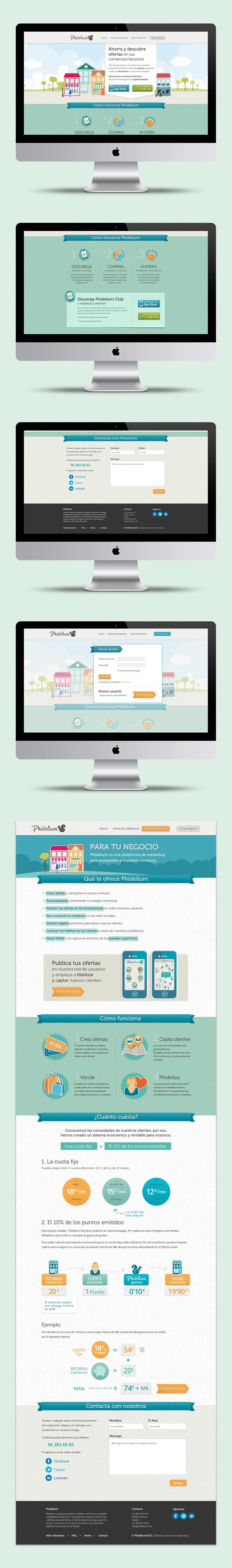 Phidelium website