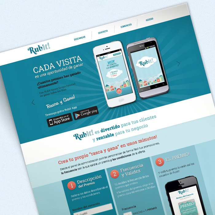 Rubit Website