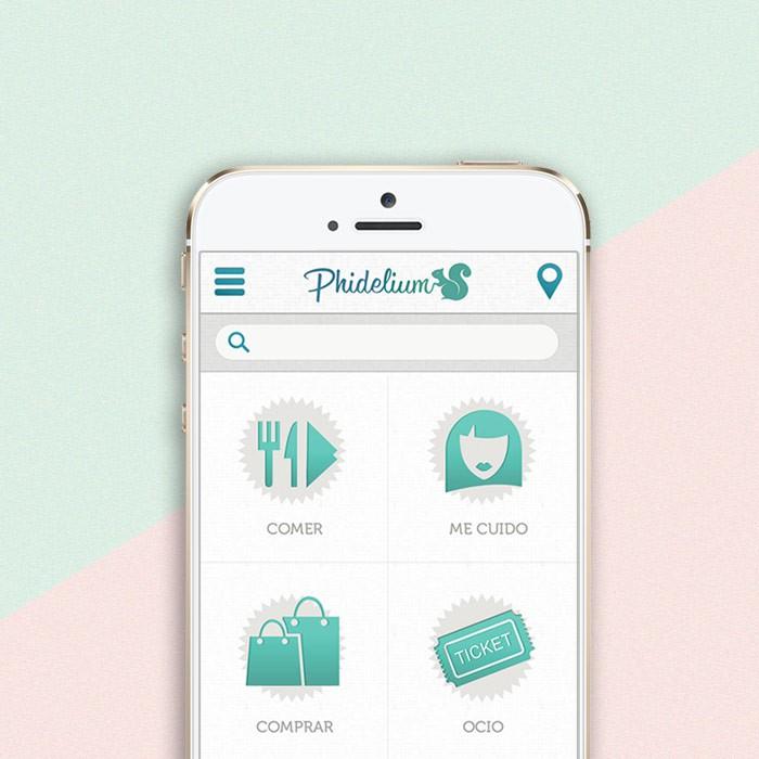 App Phidelium