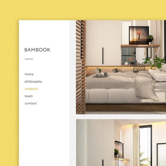 Bambook Website