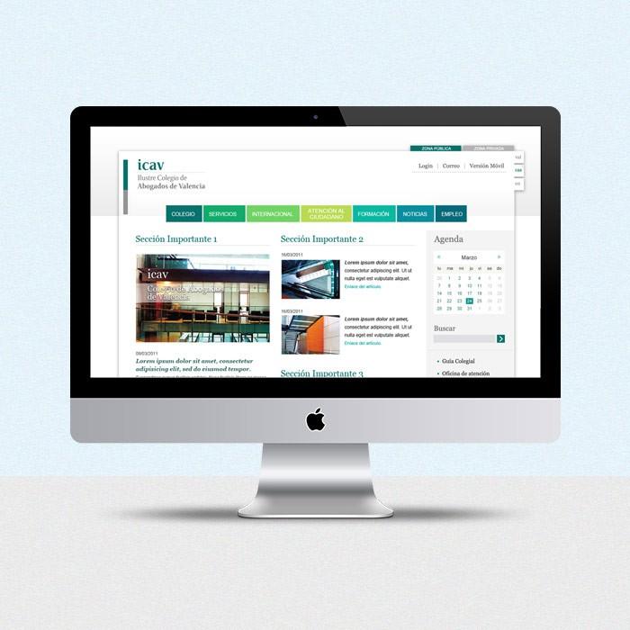 Icav Website
